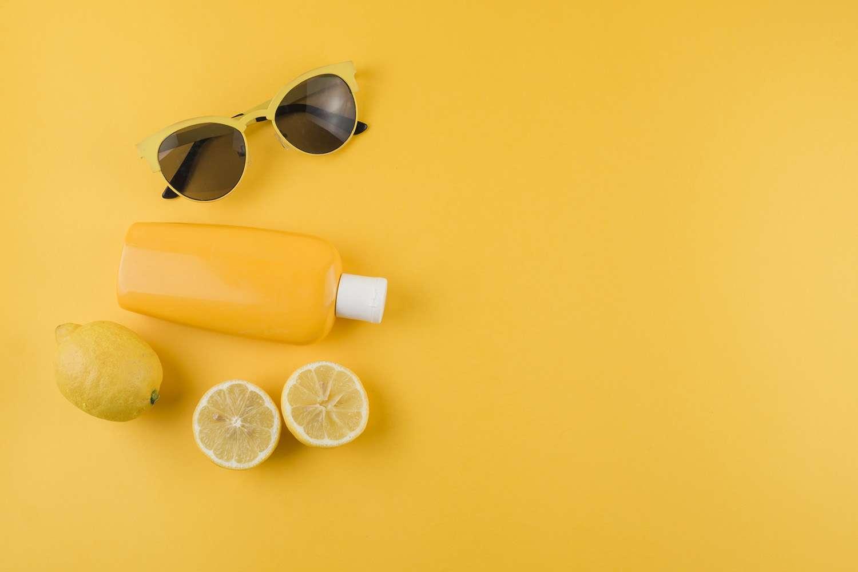 防曬和夏天