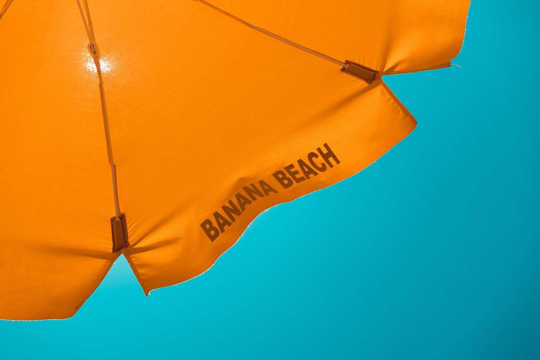 陽傘可以當作輔助性的防曬