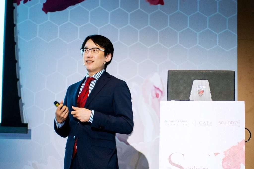 黃勇學醫師2018全國Sculptra舒顏翠進階研討會演講